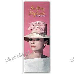 Audrey Hepburn 2022 - Slimline calendar Książki i Komiksy
