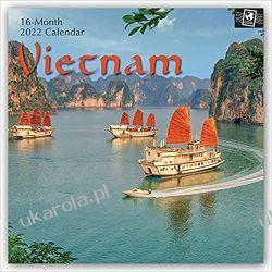 Kalendarz Wietnam Vietnam 2022 Calendar Książki i Komiksy
