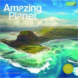 Kalendarz Amazing Planet 2022 Calendar