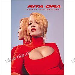 Official Rita Ora 2022 Calendar Książki i Komiksy