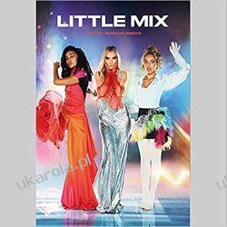 Official Little Mix 2022 Calendar  Książki i Komiksy