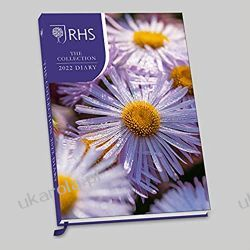 Official Royal Horticultural Society'The Collection' 2022 Diary - Week To View A5 Size Diary calendar Książki i Komiksy