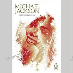 Kalendarz Michael Jackson 2022 - A3 Calendar Książki i Komiksy