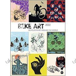 Kalendarz rowery Bike Art Edition Kalender 2022  Książki i Komiksy