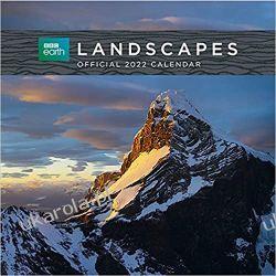 Official BBC Blue Planet Landscapes 2022 Calendar Książki i Komiksy