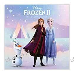 Kraina Lodu II Official Disney Frozen 2 2022 Calendar Książki i Komiksy