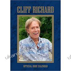 Official Sir Cliff Richard 2022 Calendar