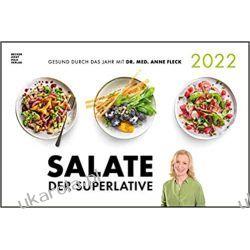 Doskonałe Sałatki Superlative salads Calendar 2022
