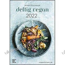 Kuchnia wegańska Hearty vegan 2022 Calendar