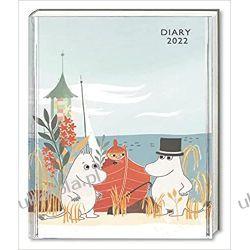 Kalendarz książkowy Muminki Tove Jansson – Moomin 2022 Calendar