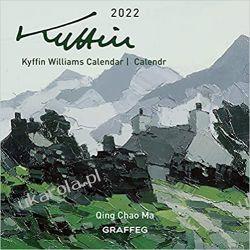 Kyffin William Calendar 2022 20x20 cm