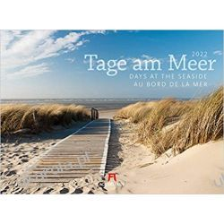 Nad morzem Days at the seaside 2022 Calendar