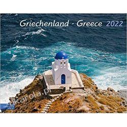 Kalendarz Grecja Greece 2022 Calendar