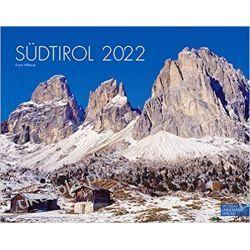 Południowy Tyrol South Tirol 2022 Calendar
