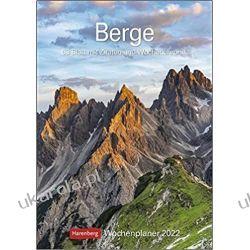 Kalendarz Góry Mountains 2022 Calendar