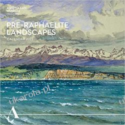 Ashmolean Museum Pre-Raphaelite Landscapes Wall Calendar 2022 (Art Calendar)
