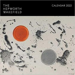 The Hepworth Wakefield Wall Calendar 2022 (Art Calendar)