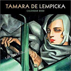 Tamara de Lempicka 2022 calendar