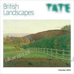 Tate British Landscapes Wall Calendar 2022 (Art Calendar)