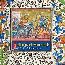 British Library Illuminated Manuscripts – Bilderhandschriften der Britischen Nationalbibliothek 2022 Książki i Komiksy