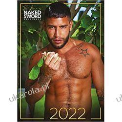 The Men of Naked Sword 2022 Calendar Książki i Komiksy