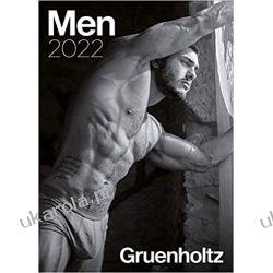 Mężczyźni Men 2022 Calendar Książki i Komiksy