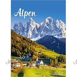 The Alps 2022 Calendar Alpy Gadżety i akcesoria