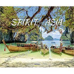 Kalendarz Azja Spirit of Asia 2022 Calendar Gadżety i akcesoria
