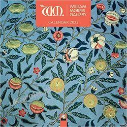 William Morris Gallery 2022 calendar Gadżety i akcesoria