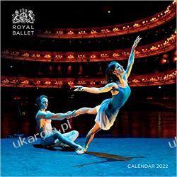 Royal Ballet - Königlich Britisches Ballett Kalender 2022 calendar balet taniec Gadżety i akcesoria