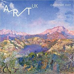 Art UK Wall Calendar 2022 Gadżety i akcesoria