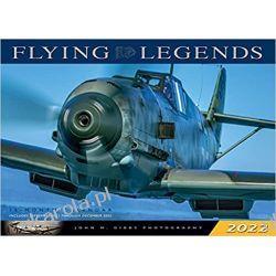 Flying Legends 2022 calendar samoloty  Gadżety i akcesoria