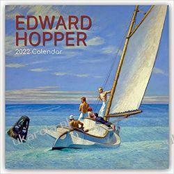 Edward Hopper 2022 calendar Gadżety i akcesoria