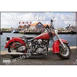 Motorräder & Routen 2022 Calendar motocykle Gadżety i akcesoria