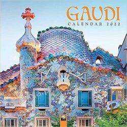 Antoni Gaudí 2022 Calendar Gadżety i akcesoria