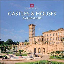 Castles & Houses 2022 Calendar Gadżety i akcesoria