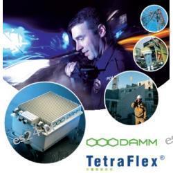 Cyfrowy system łaczności bezprzewodowej DAMM TetraFlex Pozostałe