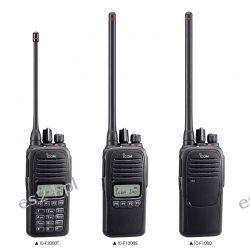 Icom IC-F1000  Radiostacje