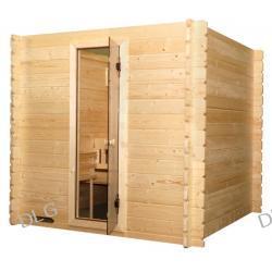 Sauna Premium Class 251 x 206cm, 3 leżaki
