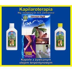 Biała Emulsja Skipidarna Dr Zalmanova Miażdżycą Żylaki