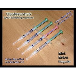 OPALESCENCE 4 strzykawki 10% Ekspresowe Wybielanie Zębów USA