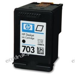 Głowica drukująca HP 703 black | 4ml | DJ D730 / F735  CD887AE