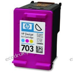 Głowica drukująca HP 703 tri-colour   4ml   DJ D730 / F735 CD888AE