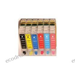 Tusz Epson Stylus Photo RX560 T0802C kolor 802