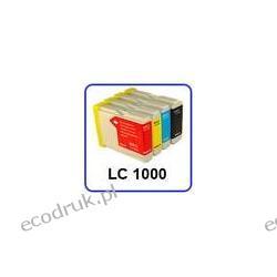 Tusz Brother LC 1000C kolor zamiennik