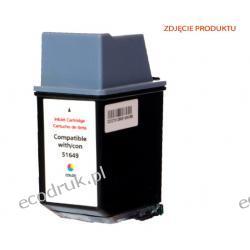 Tusz HP 49 (51649)-600/610c/640c/690c KOLOR- 28ML zamiennik
