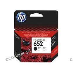 Tusz oryginalny HP 652 bk