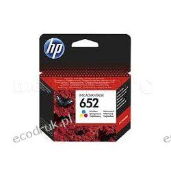 Tusz oryginalny HP 652 col