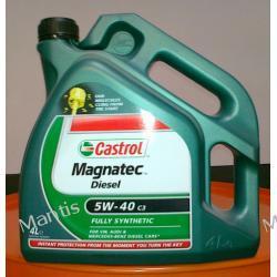 Castrol Magnatec Diesel 5W-40 - 4 litry