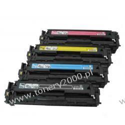 Tonery HP ColorLaserJet CP1215 CB540A, CB541A, CB542A, CB543A KOMPLET